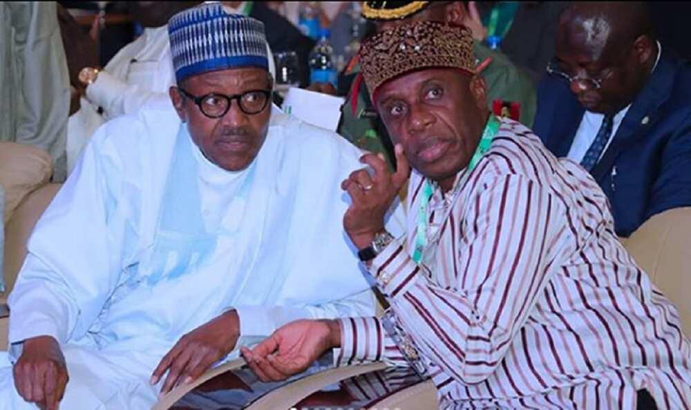 Insight Dynamic Resources ya kalubalanci Amaechi da Ahmadu a Kotun Abuja