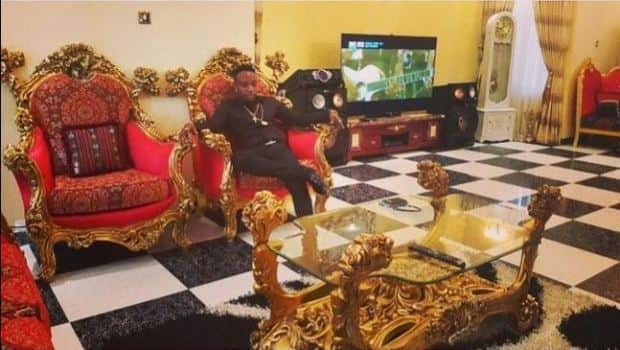 Kcee's apartment