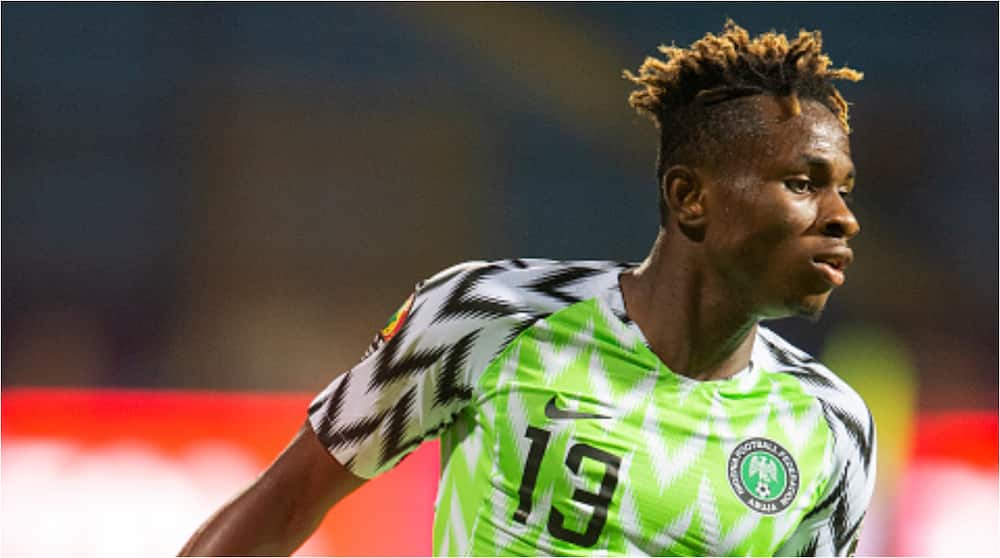 Samuel Chukwueze: Eagles star donates sporting equipment to support grassroots football