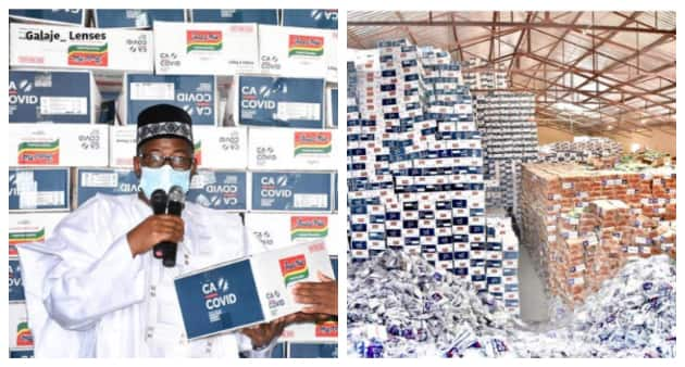 My CoS opened COVID-19 palliatives warehouse for hoodlums, says Bauchi governor