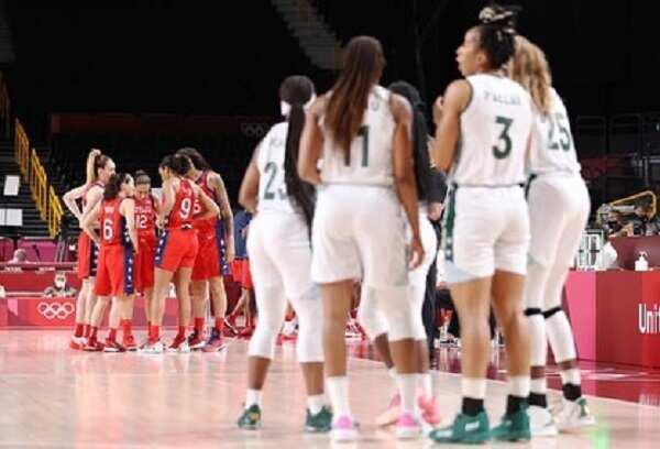 Nigeria's D'Tigress suffer Tokyo 2020 Olympics opener to United States basketball team