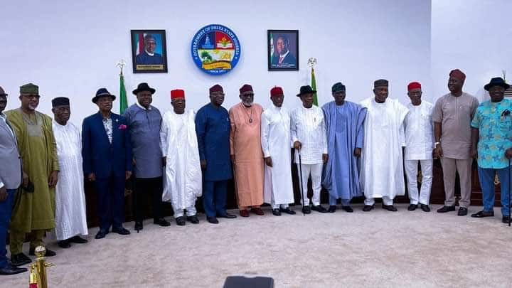 BREAKING: Southern Governors Take Final Decision on Open Grazing, Reveal Details of Critical Meeting