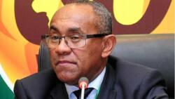 Yanzu yanzu: An mayarwa Ahmad kujerarsa ta shugabancin CAF