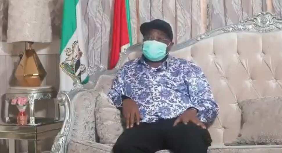 Coronavirus is not a death sentence - Governor Ikpeazu shares COVID-19 experience
