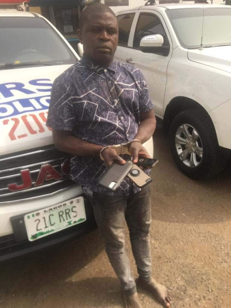 I have stolen 240 phones from commuters in 14 months, pickpocket confesses