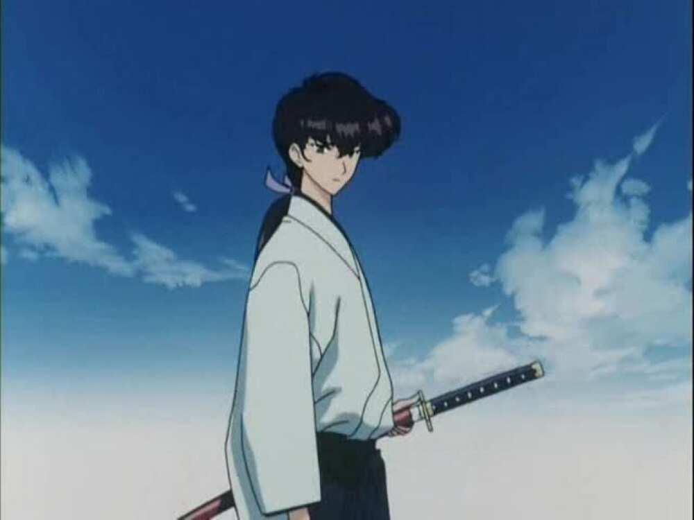 Anime character