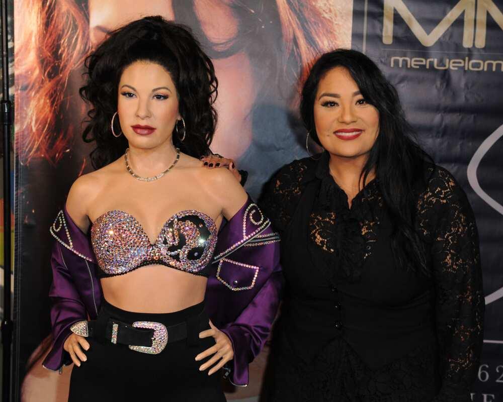 Selena Quintanilla's sister