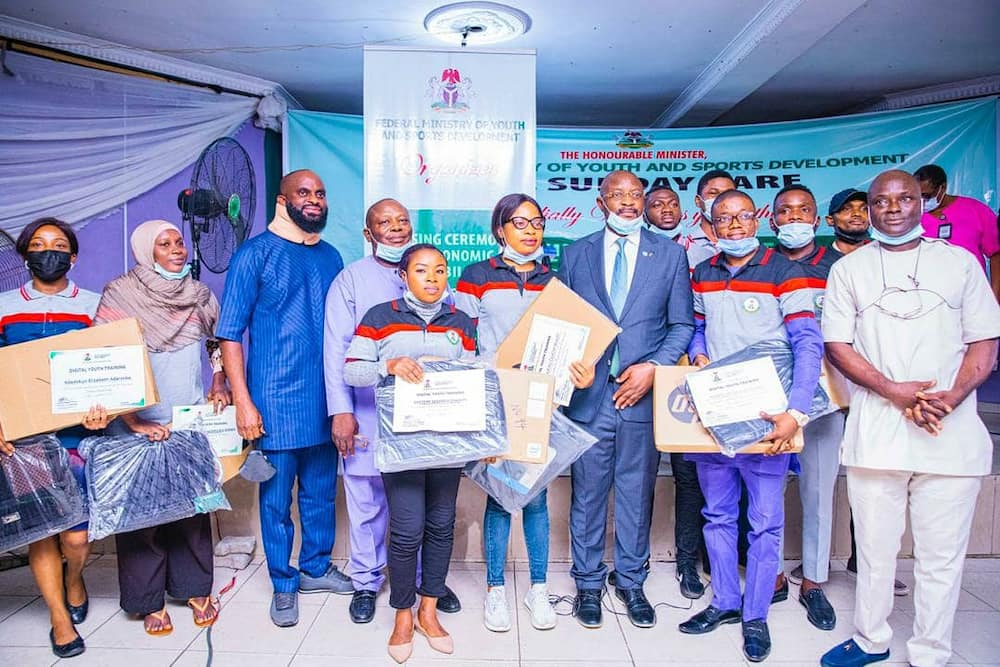 Youth Ministry Graduates 2,000 Youth in Diverse Digital Skills Training