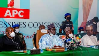 Breaking: Trouble in APC as prominent party chieftain resigns from position