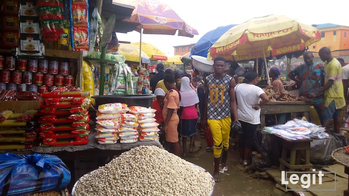 Border closure: Prices of goods soar in popular Lagos market