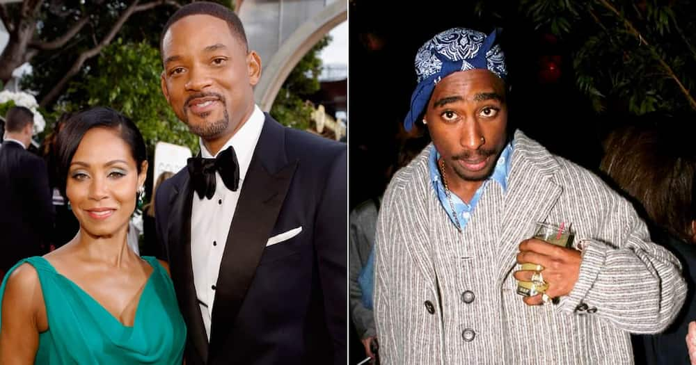 Jada Pinkett Smith, Tupac, 2Pac, Will Smith, beating up, marriage