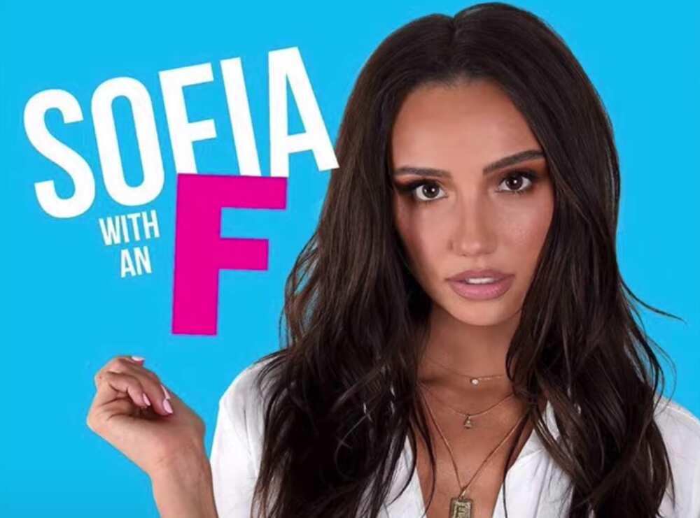 Sofia Franklyn age