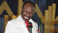 It slipped out: Apostle Suleman makes U-turn over comment on COVID-19, 3rd private jet in viral video