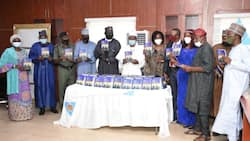 Buratai unveils new book about his life's journey, advises Nigerian youths