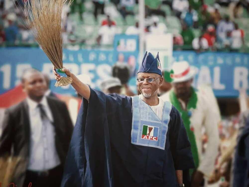 Jigon APC ga Buhari: Ka bai wa 'yan Najeriya canjin da suke so, ka yi maganin halin da ake ciki