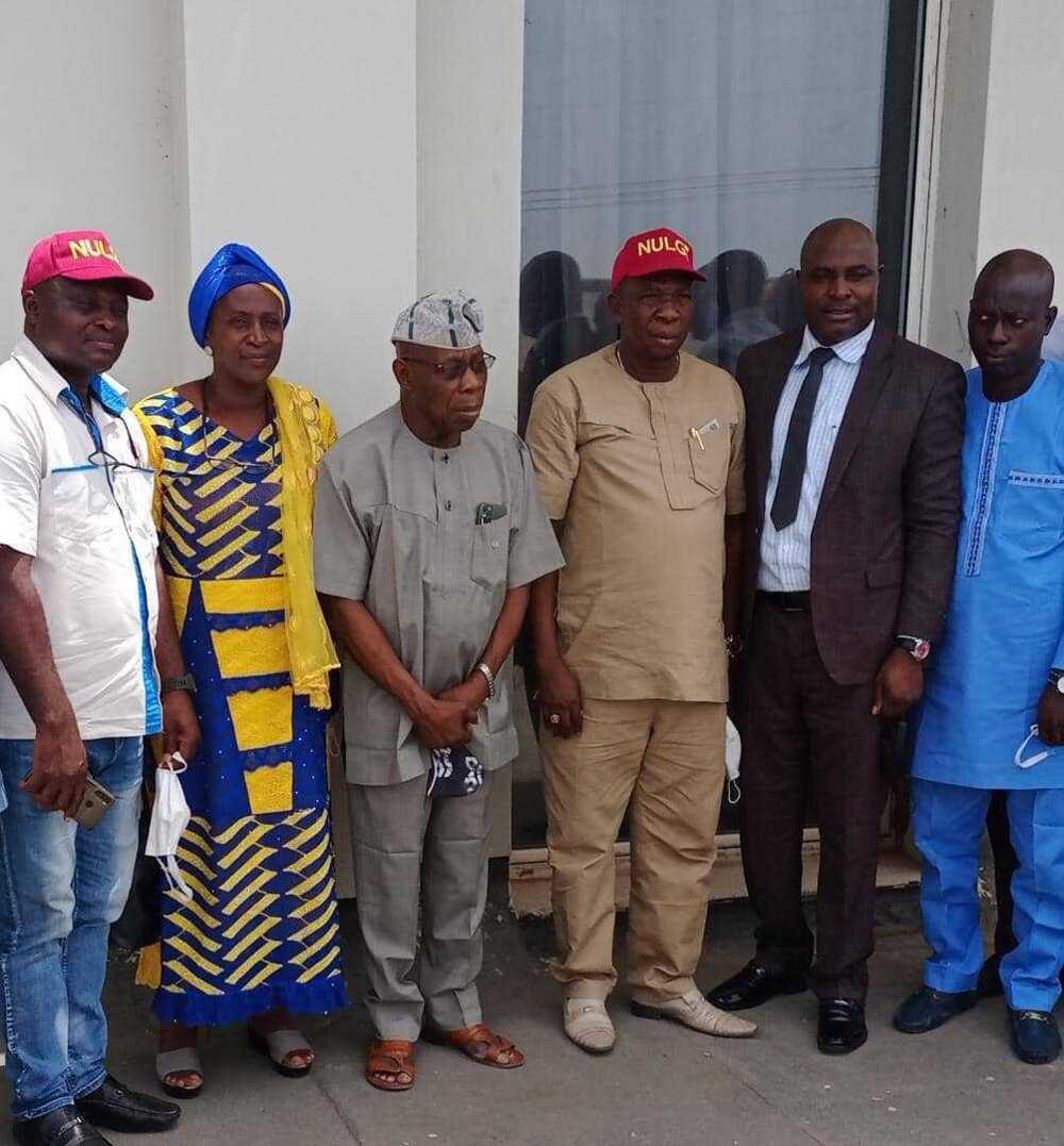LG's survival: We need prayers now, Former President Obasanjo