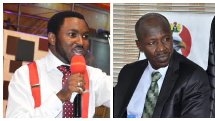FLASHBACK: How 2019 prophecy by Magu's alleged accomplice backfired on ex-EFCC boss