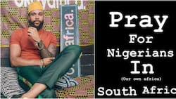 Xenophobia: Jidenna replies lady who claimed 99% of South Africans hate Nigerians following attacks