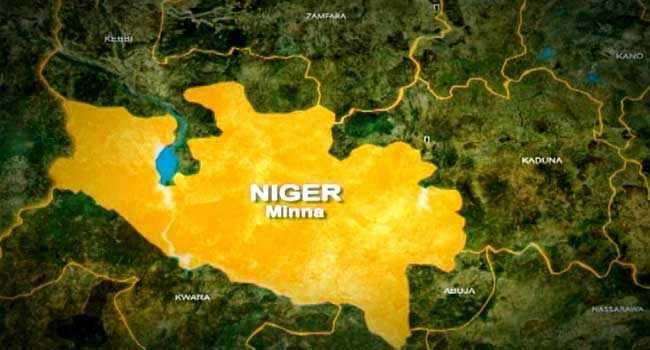 Taswirar jihar Niger.