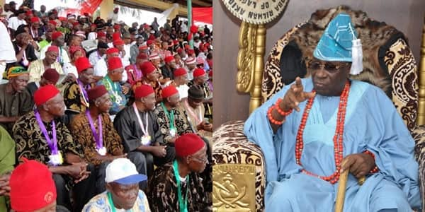 Ohanaeze condemns attack on Oba of Lagos palace, stealing of staff