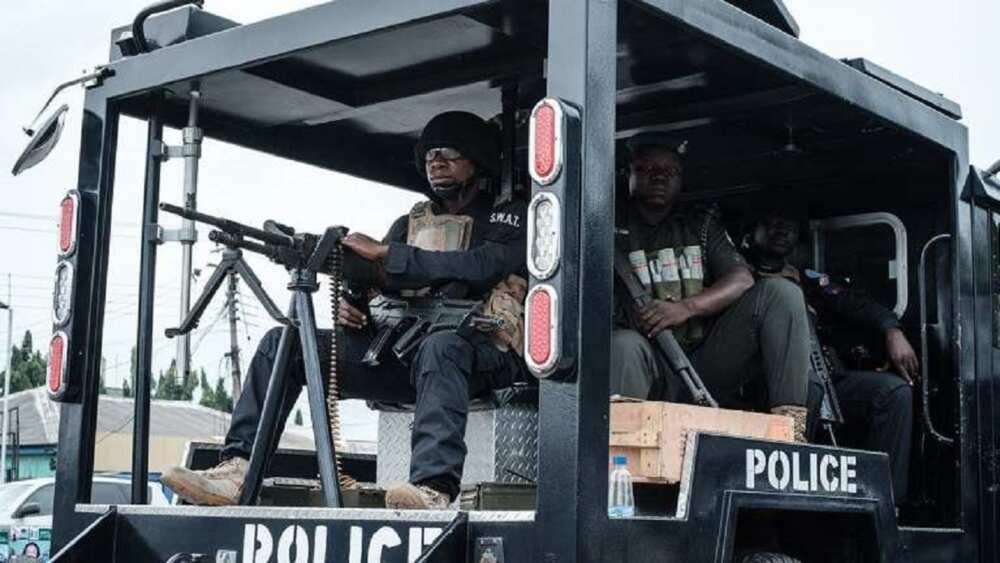 Yanzu-yanzu: 'Yan sanda sun damke mutum 6 da ake zargin 'yan Boko Haram ne