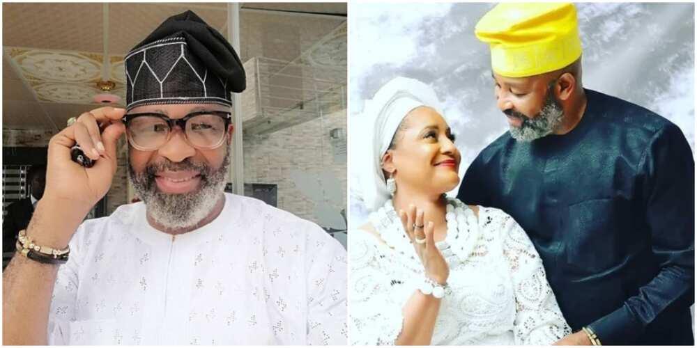 Yemi Solade celebrates wedding anniversary