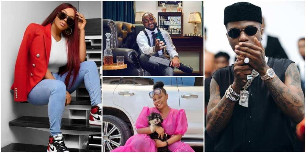 Wizkid Rank Low Among Top Ten Nigerian Instagram Earners