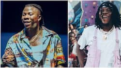 Nigerians and Ghanaians love to hate each other, singer Stonebwoy says