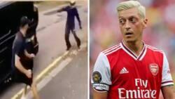 Tashin hankali: Dan wasan Arsenal, Mesut Ozil ya sha da kyar, bayan wani hari da 'yan fashi suka kai masa zasu kashe shi