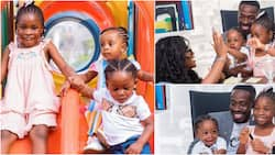 Imade Adeleke pays Davido's lawyer's son Nate a visit as he celebrates 2nd birthday, shares cute photos