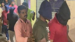 Four Nigerians arrested with N54m worth of banned substance in India (photo)