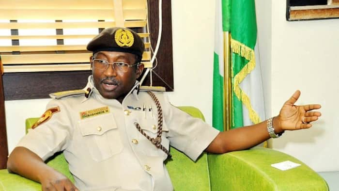 Image result for Nigerian Immigration Service Denies Recruitment Speculation