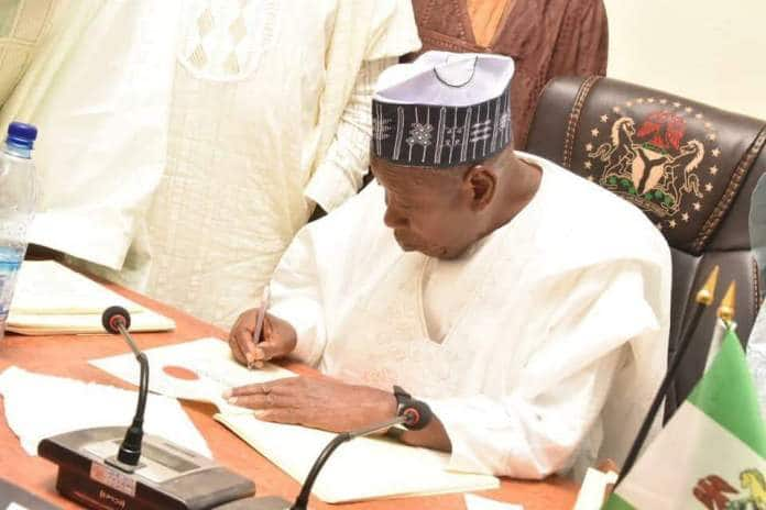 Kano emir has suspended a village head