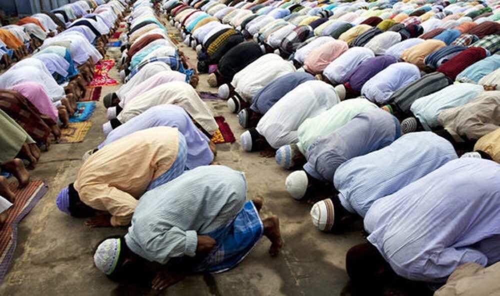 Al'ummar musulmi na sallah