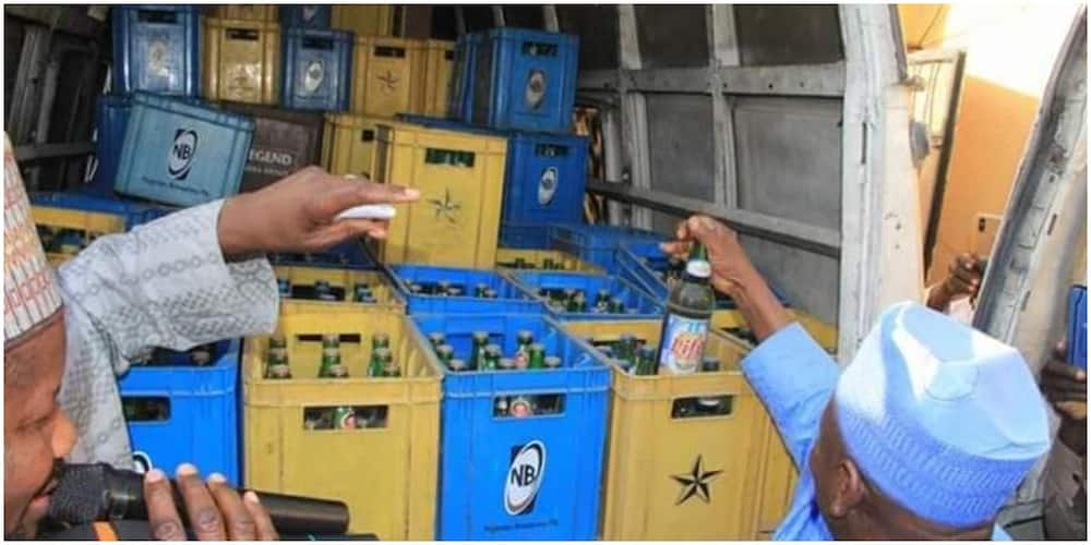 Hisbah Destroys Alcoholic Products as Southern States Decides Not to Share VAT with Northern States