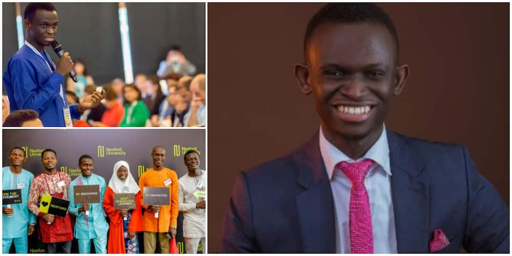 Meet Ebenezar Wikina, the Nigerian man that made a US university to change its English proficiency policy