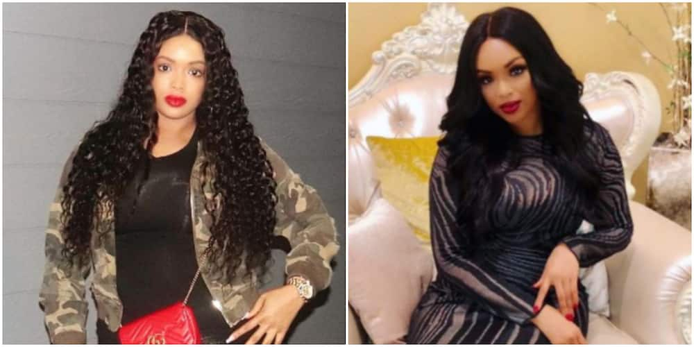 Wizkid's 2nd baby mama Binta Diallo involved in car accident again