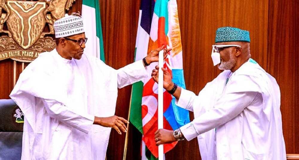 Ondo 2020: Dan Allah ka taka wa Akeredolu birki, PDP ta shawarci Buhari