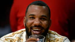 Money can't keep a woman, says American rapper The Game