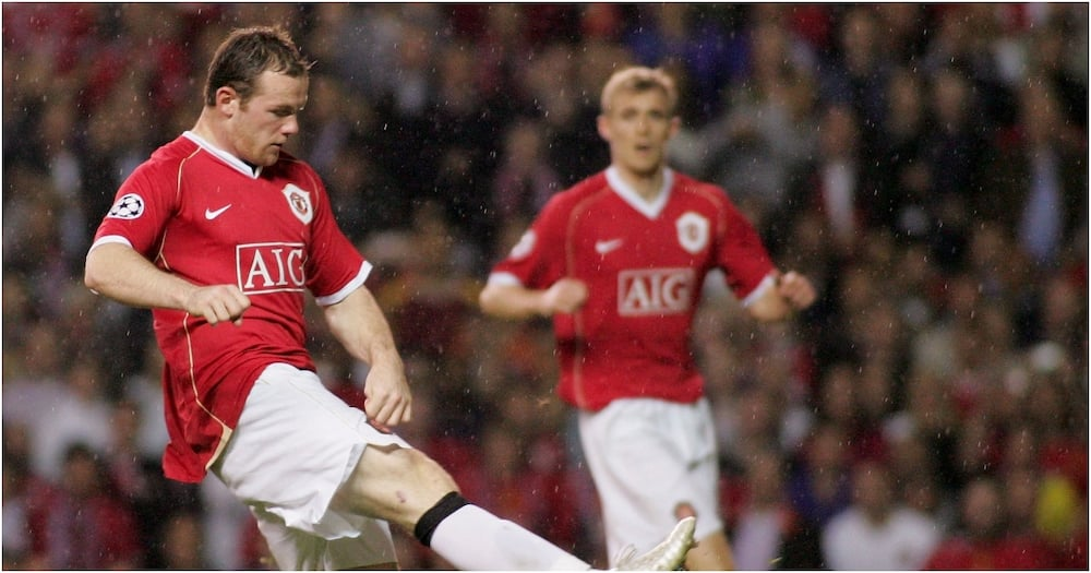 Wayne Rooney Opens up On Why He Hated Playing as Striker for Manchester United