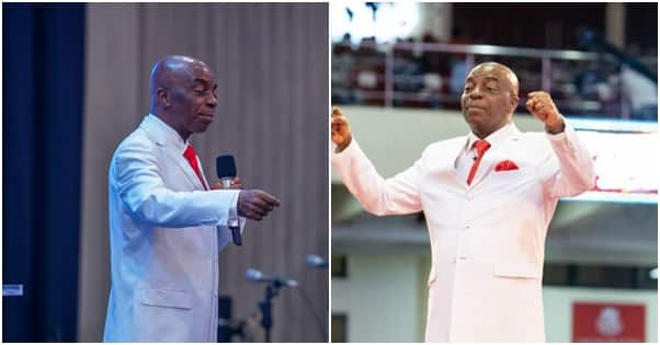 Bishop Oyedepo explains why some pastors were sacked at Winners Chapel