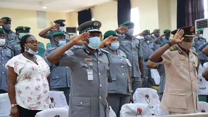 Bandit recruited as customs officer? Report provides fact as NCS reacts
