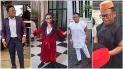 Popular Nollywood actor Pawpaw marks birthday, praises God, fans celebrate him