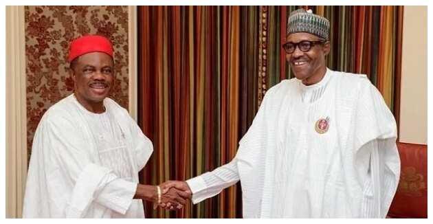 Goyon bayan Buhari da kake yi ya saba ma ra'ayin yan Igbo – Atiku ga Obiano