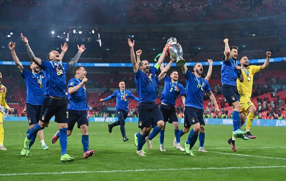 Italian players