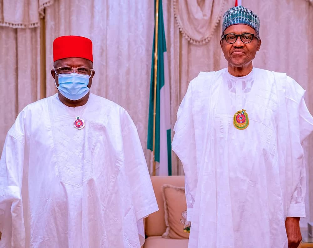 David Umahi says APC administration is better that PDP's 16 years rule
