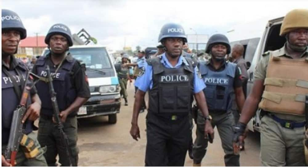 Police prevent angry youths from looting FCT palliatives