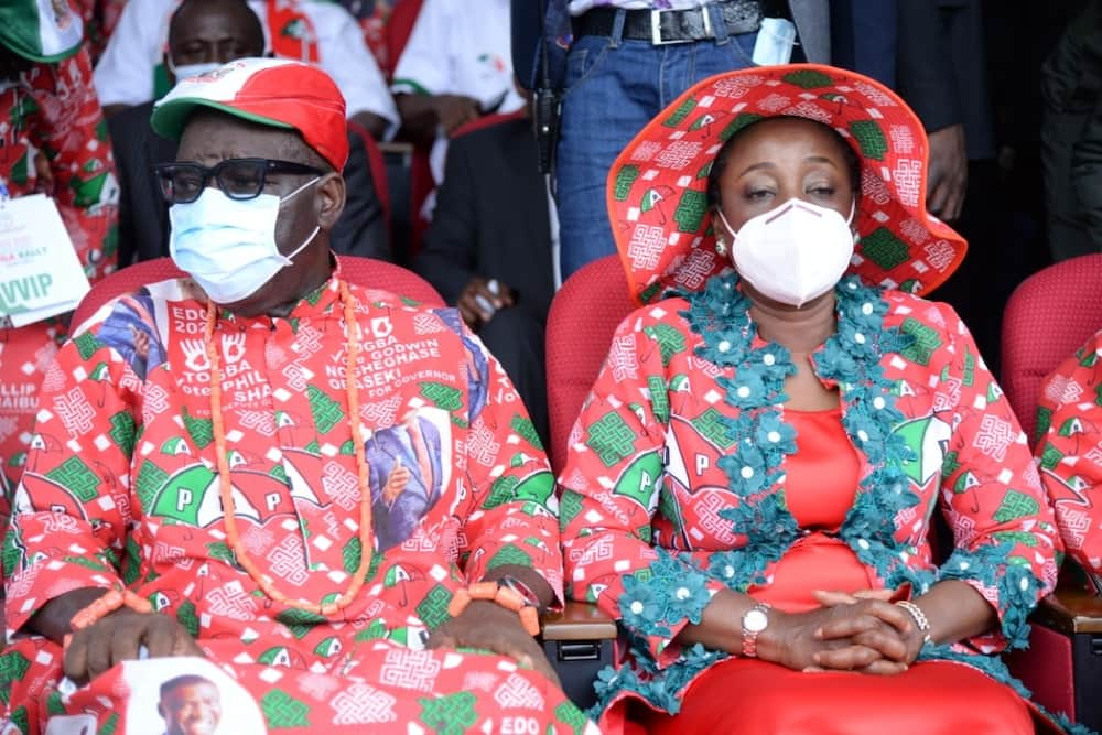 Obaseki's victory: It's over, Edo people have spoken, Buhari's aide, others react