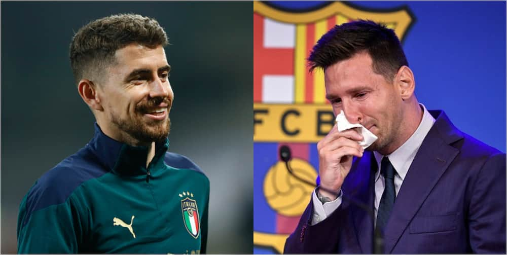 Chelsea star joked about texting Messi to join him at Stamford Bridge after saying goodbye to Barcelona