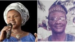 Gospel singer Funmi Aragbaye's husband dies at 77